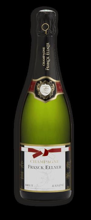 Champagne Ellner Brut Tradition Judo
