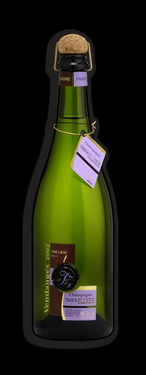 Champagne Ellner Tire-liege