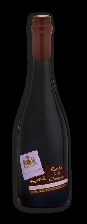 Champagne Ellner ratafia
